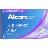 Контактные линзы Air Optix Aqua Multifocal 3pk