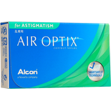 Контактные линзы Air Optix for Astigmatism 3pk